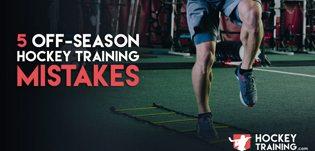 Hockey Training Mistakes