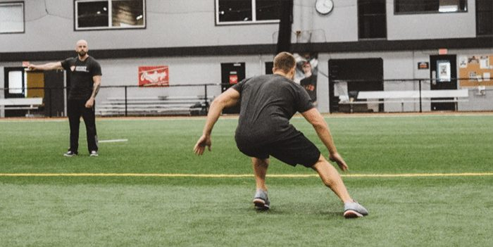 Agility Drill Example