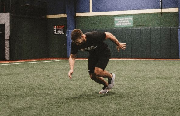 Hockey Sprinting Exercise