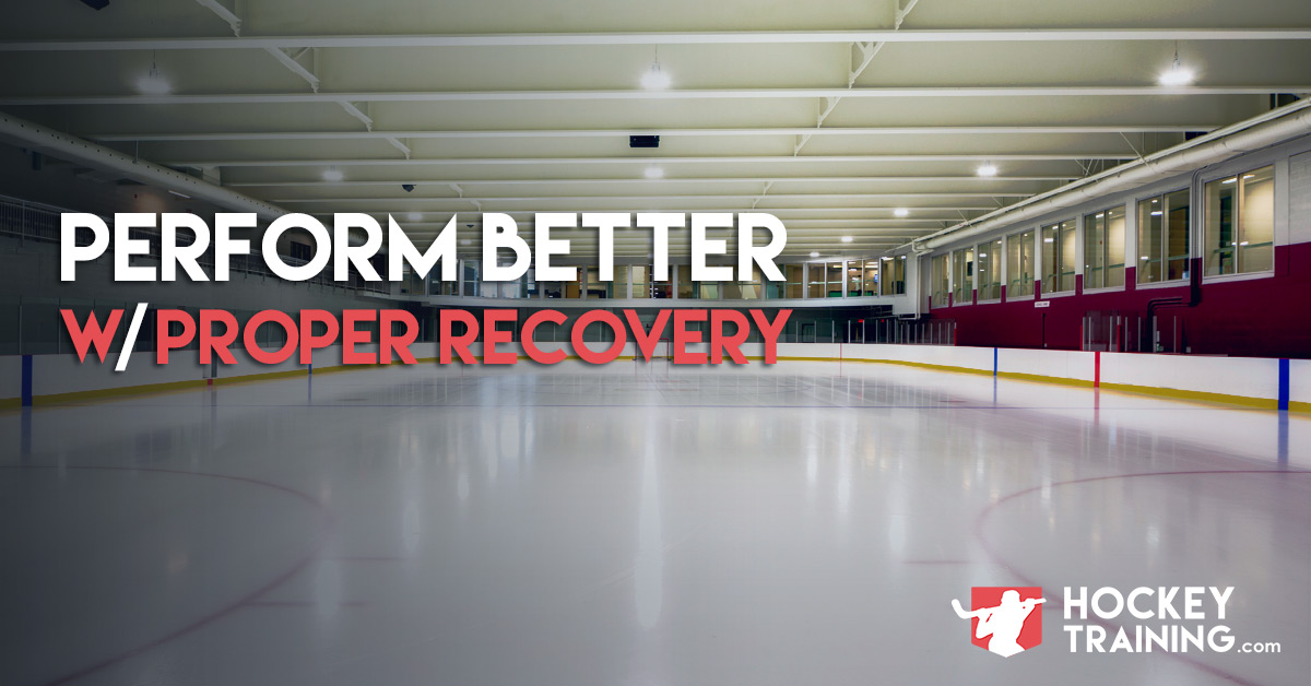 Recovery For Hockey