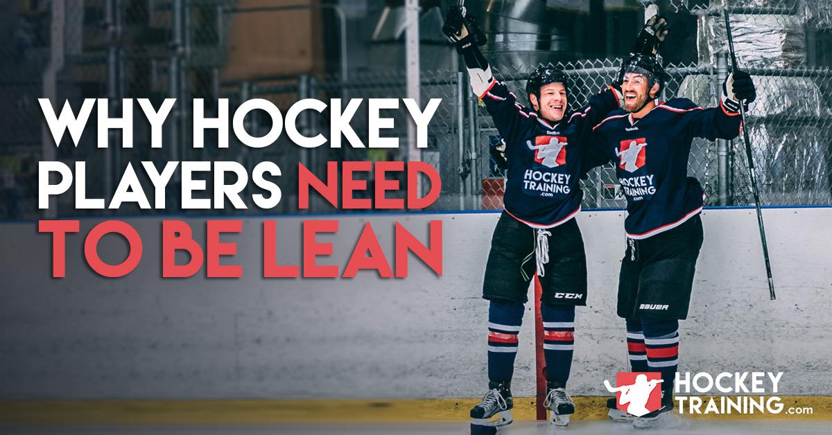 hockey players fat loss
