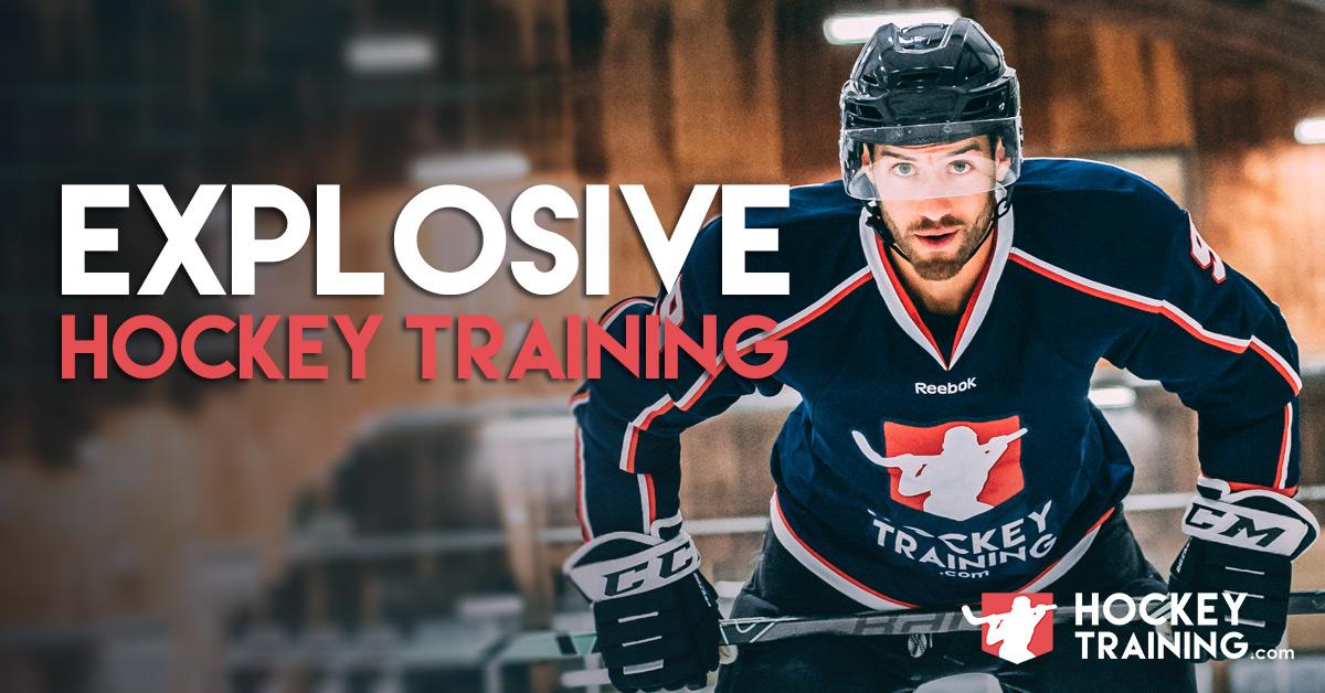 Explosive Hockey Training
