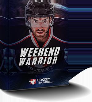 Weekend Warrior Hockey Program