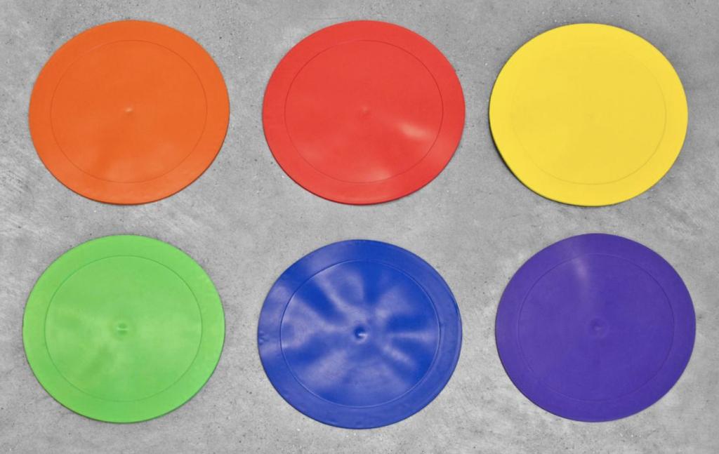 hockey agility discs