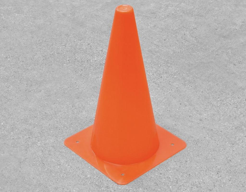 hockey cones
