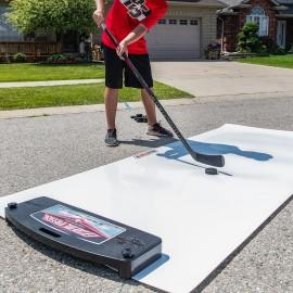 Hockey Passing Aid