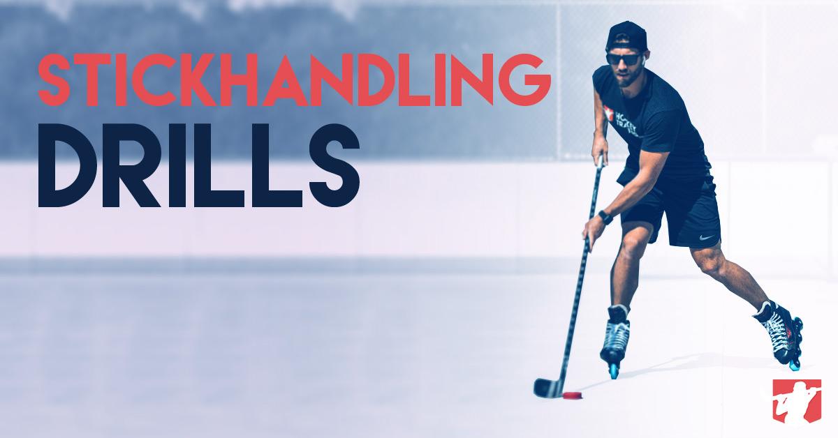 stickhandling drills for hockey