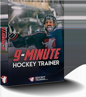 9-Minute Hockey Training Program