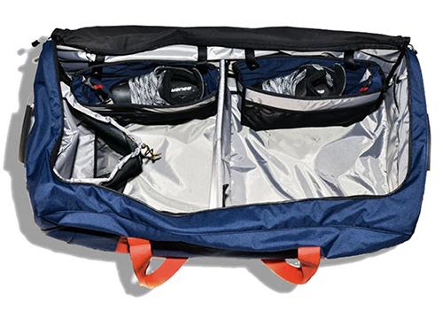 hockey bag gift idea