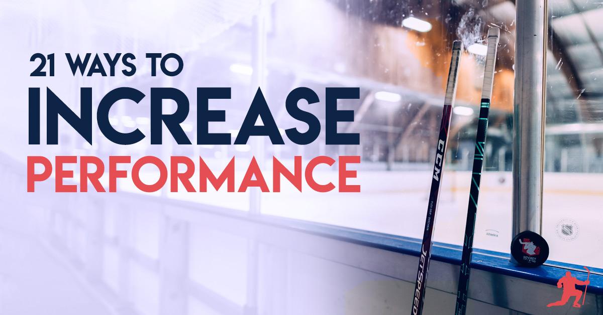 increase hockey performance
