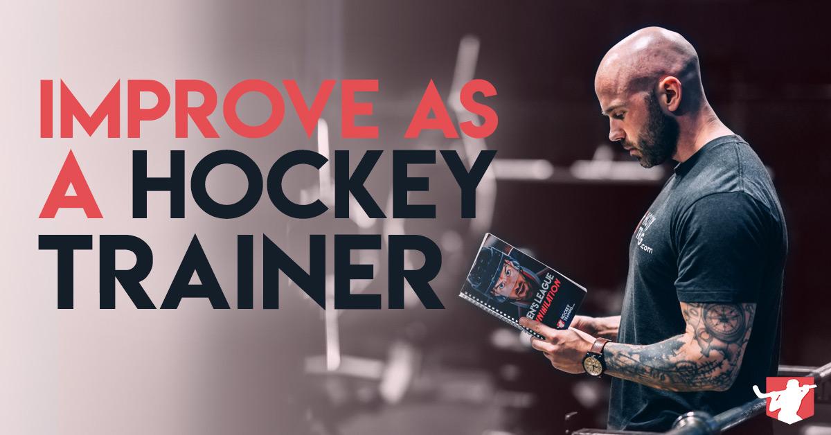 successful hockey trainer