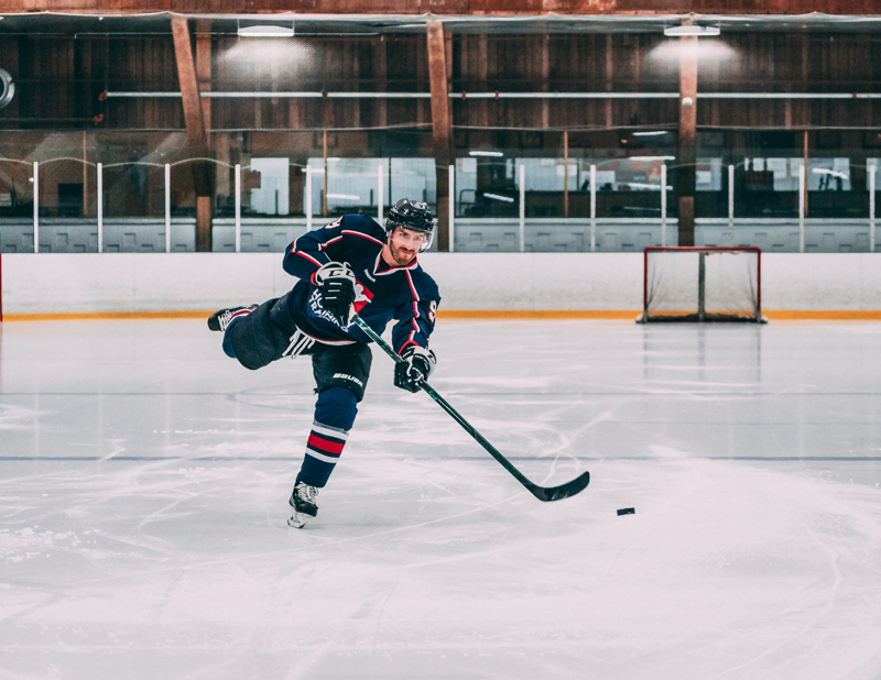 Hockey Snap Shot