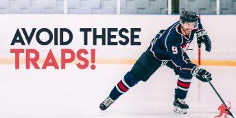 avoid hockey traps