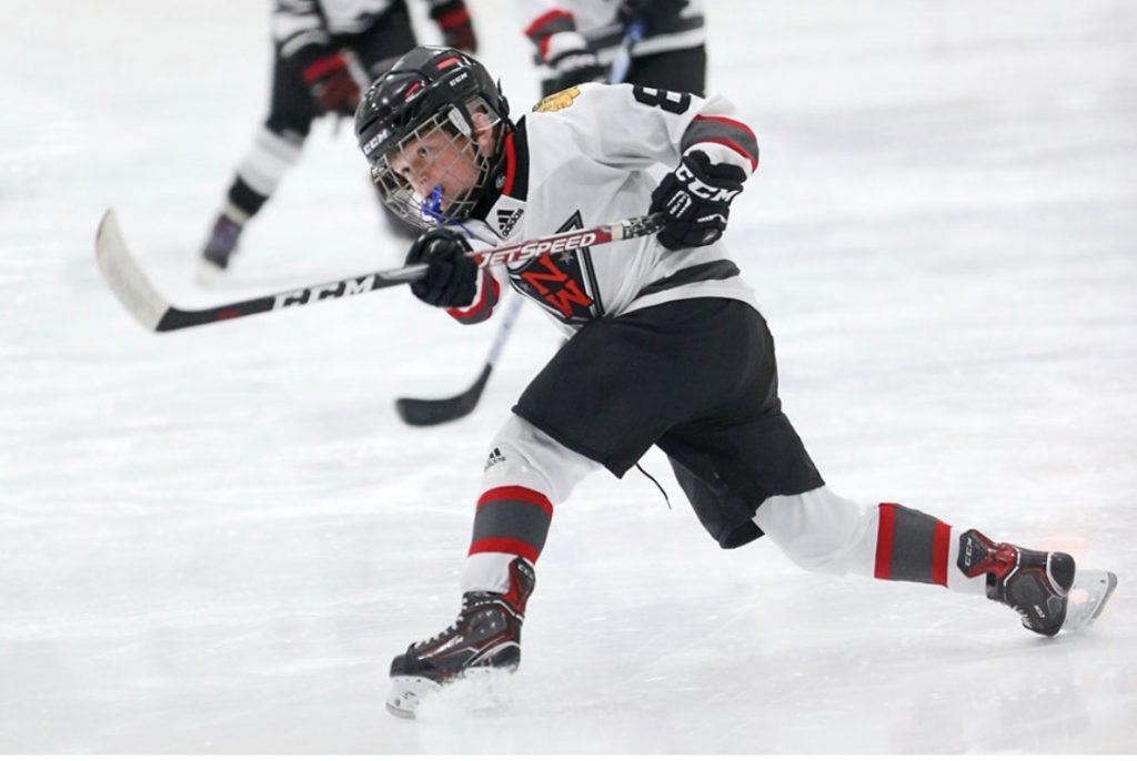 Hockey Slap Shot